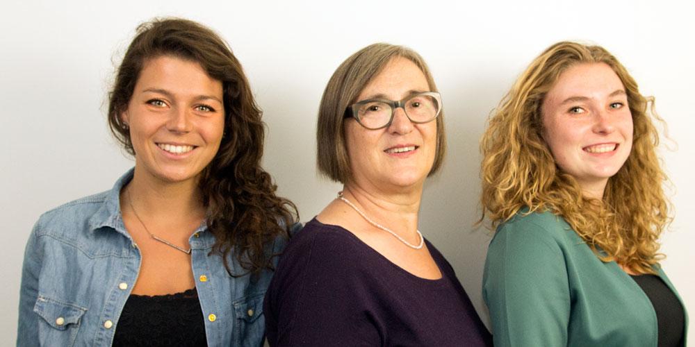 Inge, Anke en Sanne, ViA