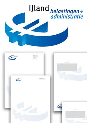 Logo en huisstijl Gerdie IJland