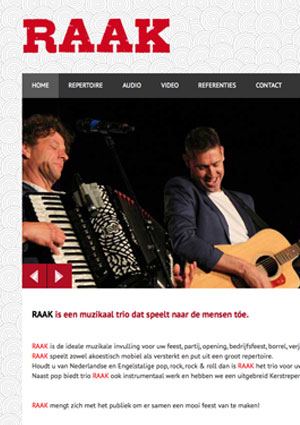 Studio Koen Verbeek Wordpress Website